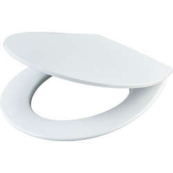 Armitage Shanks Armitage Shanks Sandringham 21 Universal Toilet Seat and Cover White - 32372 - from Toolstation