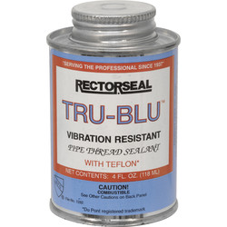 Tru Blu Pipe Thread Sealant 118ml - 32502 - from Toolstation