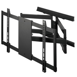 Titan By Vivanco Ultra Slim Full Motion TV Wall Mount