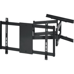 "Titan-TV-Bracket Titan By Vivanco Ultra Slim Full Motion TV Wall Mount 85"" - 32642 - from Toolstation"