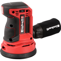 Einhell Einhell PXC 18V Cordless 125mm Rotating Sander Body Only - 32684 - from Toolstation