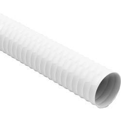 Verplas PVC Flexible Ducting Hose 100mm x 3m - 32740 - from Toolstation