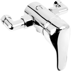 Modern Manual Mixer Shower Valve  - 32742 - from Toolstation