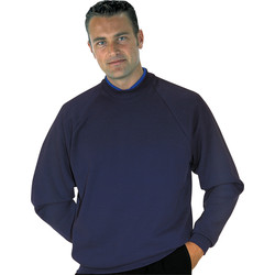 Portwest Sweatshirt Large Navy - 32974 - from Toolstation