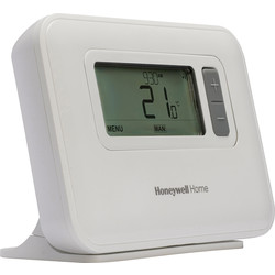 Honeywell T3R 7 Day Wireless Programmable Thermostat  - 32976 - from Toolstation