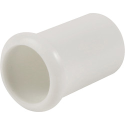 PB / PEX Universal Pipe Insert 22mm - 32986 - from Toolstation