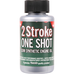 2 Stroke One Shot Engine Oil 100ml - 33055 - from Toolstation