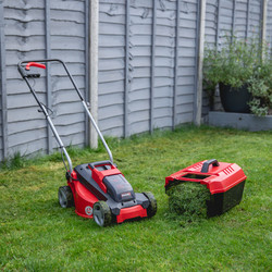 Einhell Power X-Change 18V 30cm Brushless Cordless Lawnmower