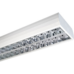 Cat 2 Surface Mount Luminaire 2x 58W - 33121 - from Toolstation