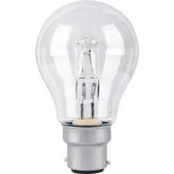 Corby Lighting Corby Lighting Halogen GLS Dimmable Lamp 18W B22/BC 210lm - 33233 - from Toolstation