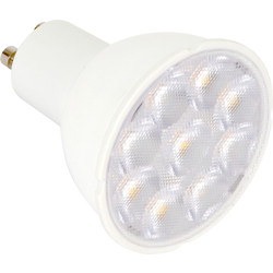 Sylvania Sylvania LED 5W (45W) Lamp GU10 Warm White 330lm - 33239 - from Toolstation