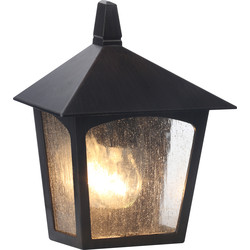 Zinc Cheltenham 3 Panel Lantern IP23 42W ES - 33295 - from Toolstation