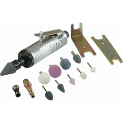 Silverline Air Die Grinder Kit  - 33383 - from Toolstation