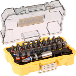 DeWalt DeWalt Screwdriver Bit Set 32 Piece - 33405 - from Toolstation