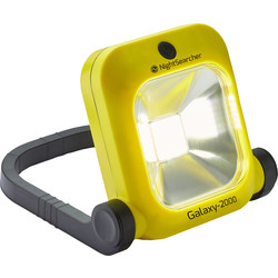 Nightsearcher Nightsearcher Galaxy LED Compact Rechargeable Work Light 2000 20W 1600lm - 33427 - from Toolstation