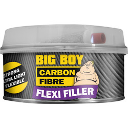 Big Boy Big Boy Ultra Light Carbon Fibre Filler 600ml - 33463 - from Toolstation