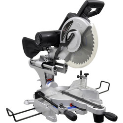 "SIP SIP 01504 2000W 12"" Dual Bevel Mitre Saw 230V - 33485 - from Toolstation"