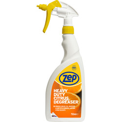 Zep Zep Commercial Heavy Duty Citrus Degreaser 750ml - 33688 - from Toolstation