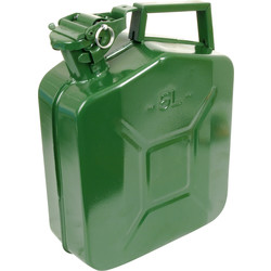 Silverline Jerry Can 5L - 33702 - from Toolstation