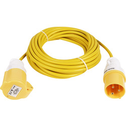 Extension Lead 16A 110V 10m - 33741 - from Toolstation