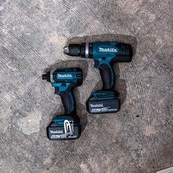 Makita LXT 18V Cordless 6 Piece Kit