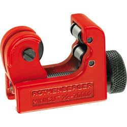 Rothenberger Rothenberger Minicut 2 Pro Tube Cutter 3-22mm - 33790 - from Toolstation