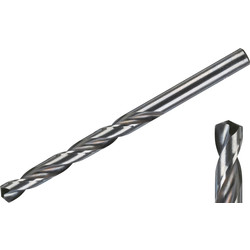 Milwaukee Milwaukee Thunderweb HSS-Ground Drill Bit 8.0 x 117mm - 33801 - from Toolstation