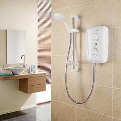 Triton Asensi Thermostatic Electric Shower