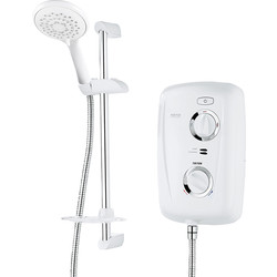 Triton Showers Triton Asensi Thermostatic Electric Shower 9.5kW - 33805 - from Toolstation