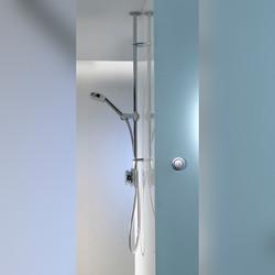 Aqualisa Quartz Classic Digital Exposed Thermostatic Shower