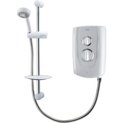 Triton Showers Triton T5+ Electric Shower 8.5kW - 33914 - from Toolstation