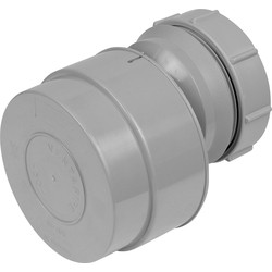 McAlpine McAlpine VP50 Air Admittance Valve Grey - 33988 - from Toolstation
