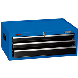"Draper Draper 3 Drawer Mid Tool Chest 26"" - 33998 - from Toolstation"