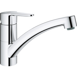 Grohe Grohe BauEco Mono Mixer Kitchen Tap  - 34049 - from Toolstation