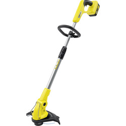 Karcher Karcher LTR 18-30 18V 30cm Cordless Grass Trimmer 1 x 2.5Ah - 34082 - from Toolstation