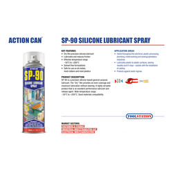 Action Can SP-90 Silicone Lubricant