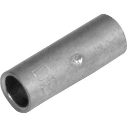 Copper Tube Butt Connector 6mm2 - 34260 - from Toolstation