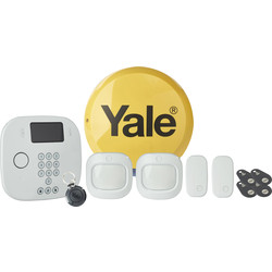 Yale Smart Living Yale Wireless Intruder Alarm Kit IA-230 Plus - 34377 - from Toolstation