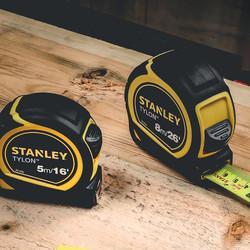 Stanley Tylon Tape Measures