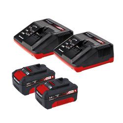 Einhell Expert Plus GE-CM 36/47 HW Li Power X-Change 36V (2x18V) Cordless 47cm Lawnmower