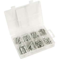 Hex Bolt & Nut Pack  - 34548 - from Toolstation