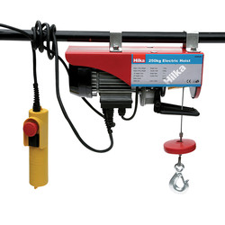 Hilka Hilka Electric Hoist  - 34618 - from Toolstation