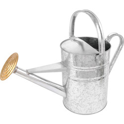 Galvanised Watering Can  6L