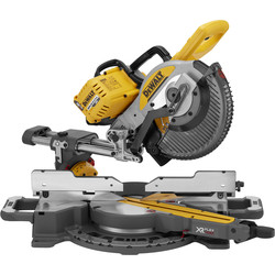 DeWalt DeWalt 54V XR FlexVolt 250mm Double Bevel Slide Mitre Saw Body Only - 34635 - from Toolstation