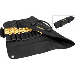 Roughneck Multi-Pocket Tool Roll  - 34880 - from Toolstation
