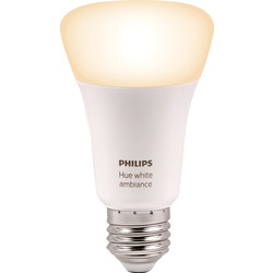Philips Hue Philips Hue White Ambiance Lamp E27/ES - 34892 - from Toolstation