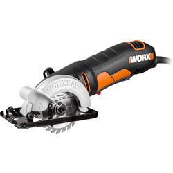 Worx Worx WX423 400W 85mm Compact Circular Saw 240V - 34954 - from Toolstation