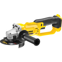 DeWalt DCG412N-XJ 18V XR 125mm Cordless Angle Grinder Body Only
