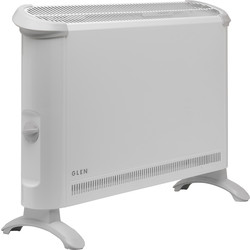 Glen Glen Convector Heater 2kW - 35007 - from Toolstation