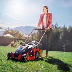 Einhell GE-CM 43 Li M Power X-Change 36V (2x18V) 43cm Brushless Cordless Lawnmower